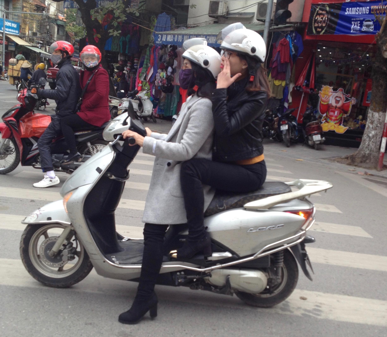 Hanoi Part I Jubilating